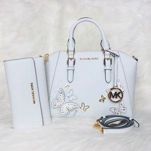 kate spade Bags   3pcs Mini Mina Satchel Wallet Crossbody